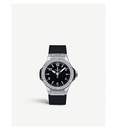 HUBLOT 361. 1270. RX 1104 大爆炸钢钻石手表