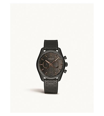 ZENITH 24.2042.400/27.R799 Chronomaster el primero Range Rover automatic watch