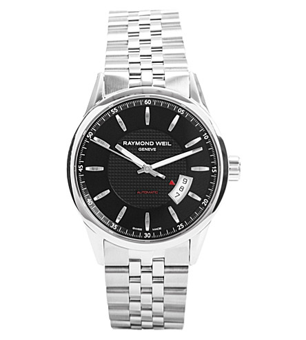 RAYMOND WEIL 2730-ST20021 Freelancer stainless steel watch