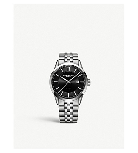 RAYMOND WEIL 2731-ST2-0001 Freelancer stainless steel watch