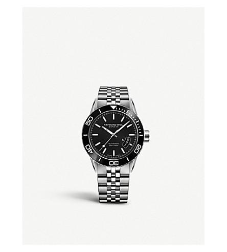 RAYMOND WEIL 2760ST120001 自由职业者潜水员自动不锈钢腕表