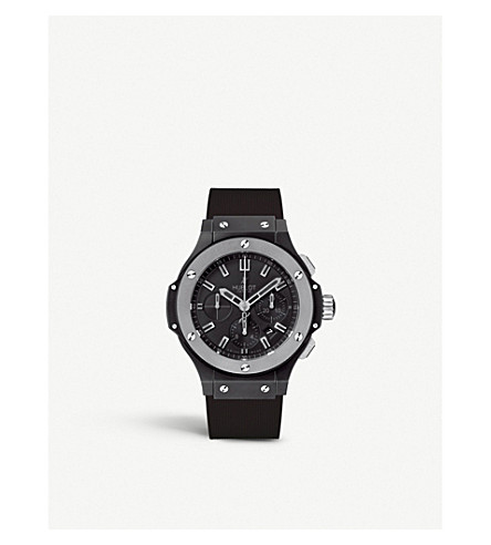 HUBLOT 301.CK.1140.RX Big Bang Ice Bang ceramic watch
