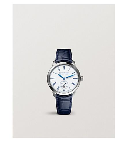 ULYSSE NARDIN 3203136LE-2/E0 经典基安蒂不锈钢皮表带腕表
