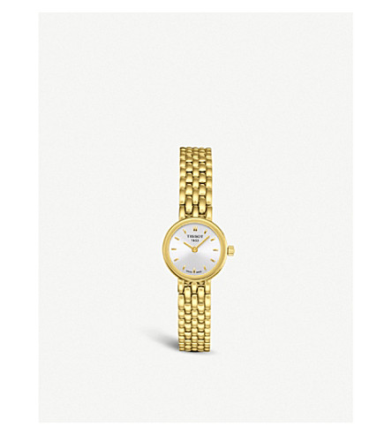 TISSOT T058.009.33.031.00 可爱的黄金手表
