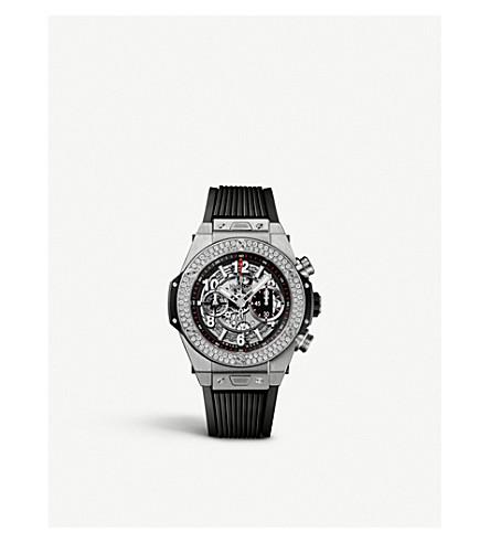HUBLOT 411.NX.1170.RX.1104 Big Bang Unico titanium watch