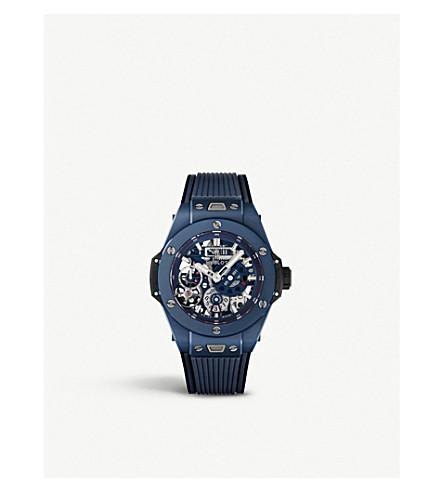 HUBLOT Big Bang MECA-10 ceramic watch