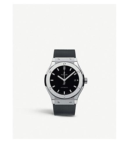 HUBLOT 511.NX.1171.RX classic fusion titanium watch