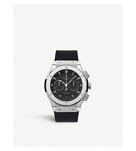 HUBLOT 541.nx.1170.lr classic fusion titanium watch