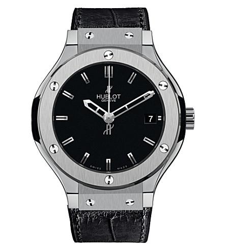 HUBLOT 565.nx.1170.lr classic fusion titanium watch