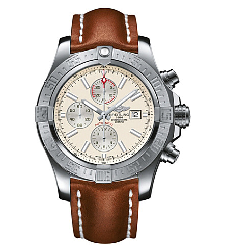 BREITLING A1337111/G779 Avenger stainless steel watch