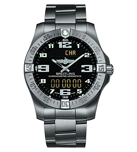BREITLING E7936310|BC27|152E Professional stainless steel watch