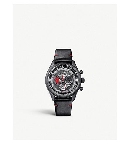 ZENITH 49252140098C755 El primero rolling stone skeleton watch