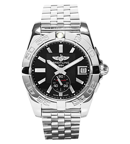 BREITLING A3733012/ba33 367a galactic 36 automatic stainless steel watch