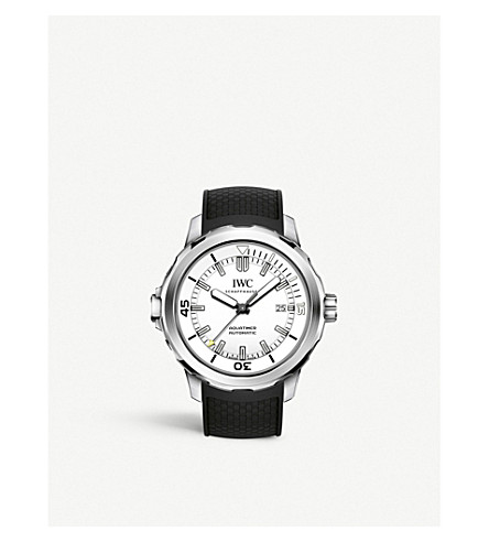 IWC IW329003 Aquatimer stainless steel watch