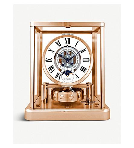 JAEGER LE COULTRE Atmos Classique Phases de Lune table clock