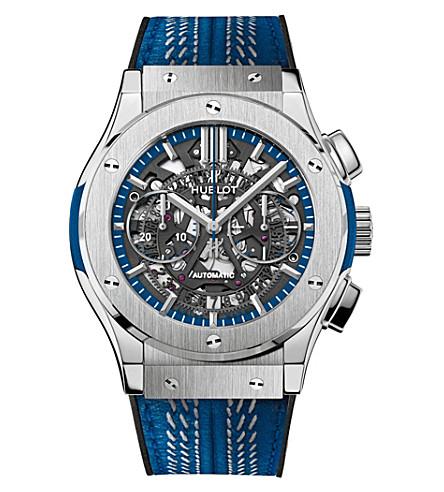 HUBLOT 525.NX.0129.VRICC16 Classic Fusion Aerofusion titanium watch
