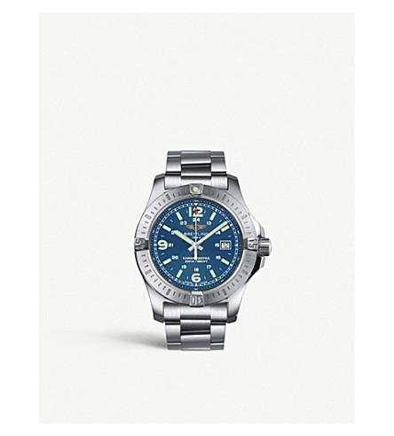 BREITLING A7438811|C907|173A Colt Quartz stainless steel watch