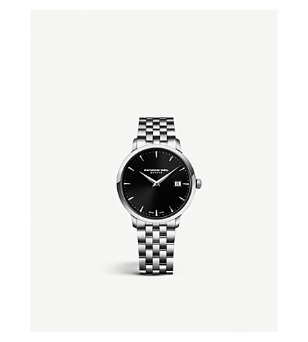 RAYMOND WEIL 5488-st-20001 Toccata stainless steel watch