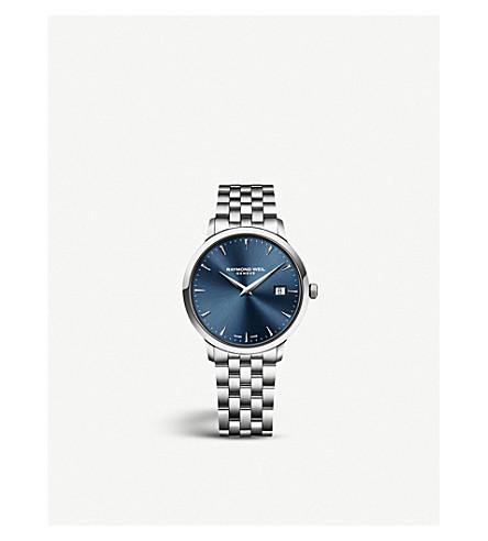 雷蒙威尔 5488-st 50001 托卡塔不锈钢表