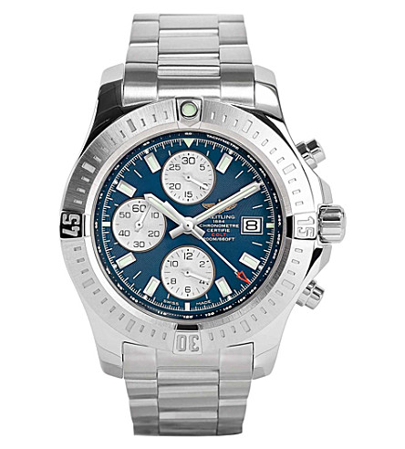 BREITLING A1338811/C914 173A Colt Chronograph Automatic stainless steel watch