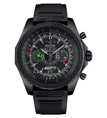 BREITLING Breitling for Bentley GT3 titanium chronograph watch