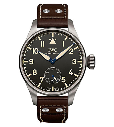 IWC SCHAFFHAUSEN IW510301 Big Pilot's Heritage watch