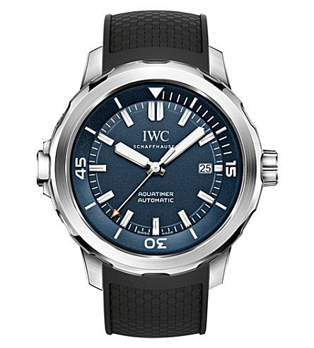 IWC SCHAFFHAUSEN IW329005 Aquatimer Cousteau watch