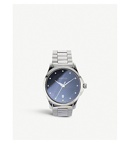 GUCCI YA126456 G timeless watch