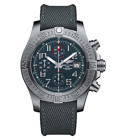 BREITLING E1338310|M534|253S+E20DSA.2 Avenger bandit watch