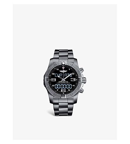 BREITLING EB5510H1|BE79|181 Professional Aerospace Evo titanium watch