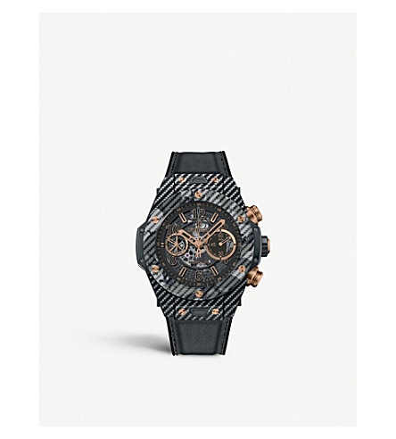 HUBLOT 411.yt.1198.nr.iti16 camo black watch