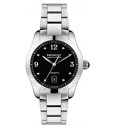 BREMONT 624589 Bremont Solo stainless steel watch