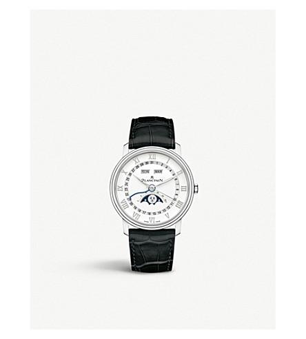 BLANCPAIN 6654112755B stainless steel watch