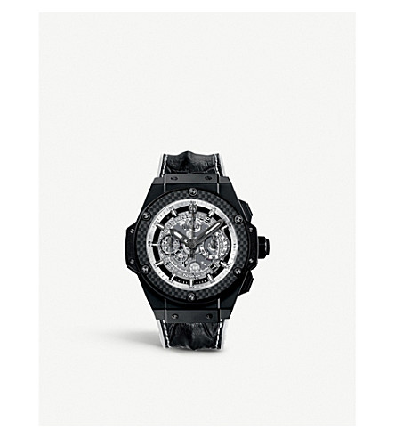 HUBLOT 701CQ0112HR King Power Big Bang Unico watch