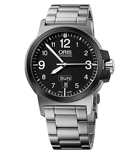 ORIS 73576414364mb BC3 automatic watch