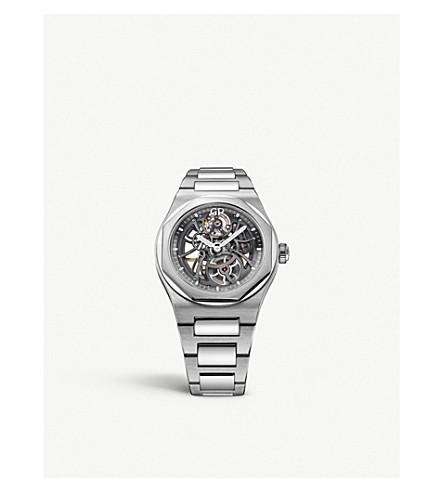 GIRARD-PERREGAUX 810151100111A Laureato 骨架不锈钢腕表