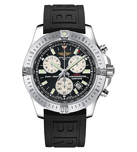 BREITLING A7338811G790152S breitling quartz stainless steel watch