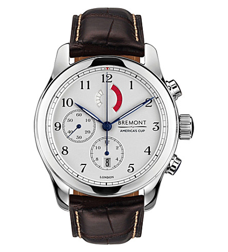 BREMONT ACRSS Bremont Regatta chronograph watch