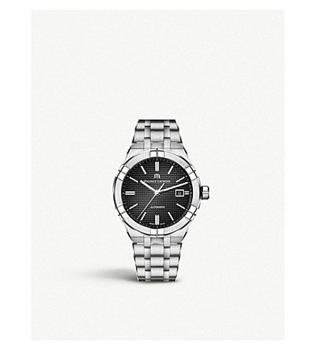 MAURICE LACROIX AI6008-SS002-330-1 Aikon stainless steel watch