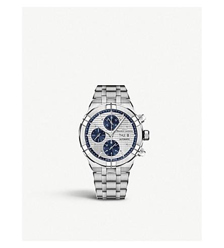 MAURICE LACROIX AI6038-SS002-131-1 Aikon 计时不锈钢计时腕表