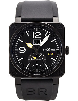 BELL & ROSS Br03-51 Aviation chronograph watch