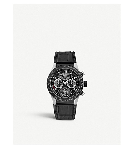 TAG HEUER CAR5A8Y.FC6377 Carrera chronograph watch