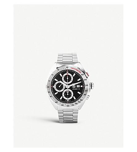 TAG HEUER CAZ2015BA0876 Formula 1 stainless steel chronograph watch