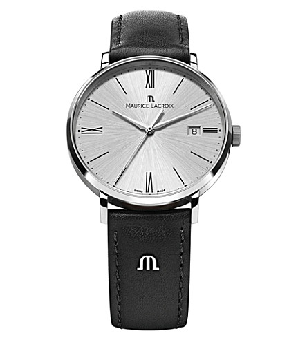 MAURICE LACROIX Eliros el1087-ss001-110 stainless steel watch (Silver
