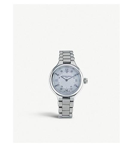 FREDERIQUE CONSTANT FC-281WHD3ER6B 恒钟表不锈钢 smartwatch