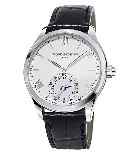 FREDERIQUE CONSTANT Fc-285s5b6 Horological Smartwatch stainless steel watch (Silver