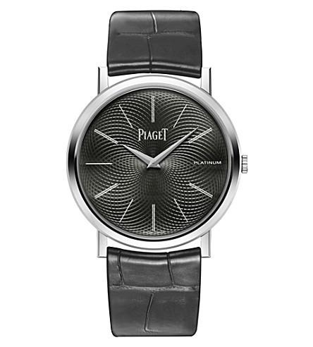 PIAGET G0A40020 Altiplano platinum watch