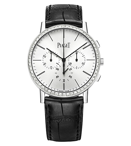 PIAGET G0A40031 Altiplano white gold watch