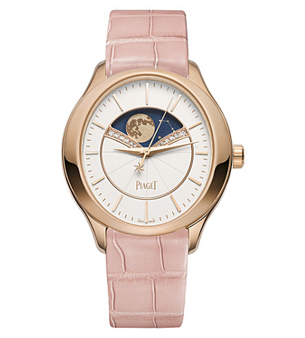 PIAGET G0A40110 Limelight Stella rose gold watch