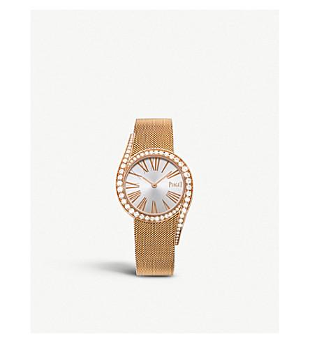 PIAGET G0A41213 Limelight Gala white-gold diamond watch